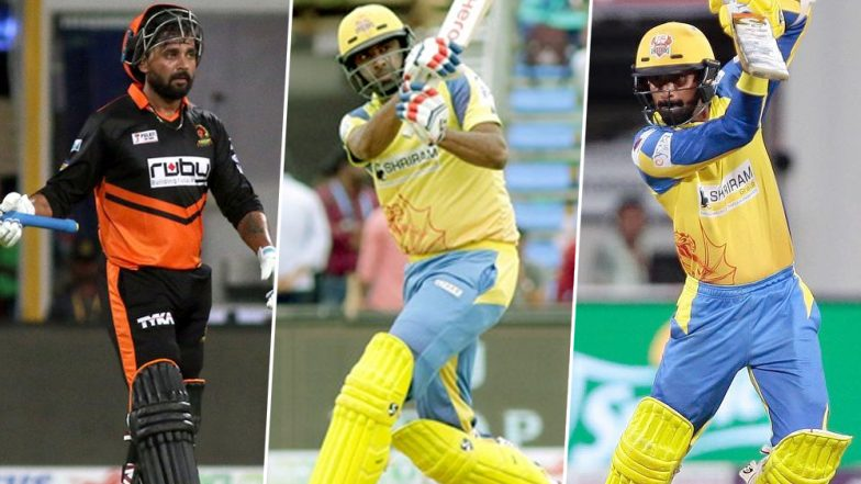 TNPL 2019: From Murali Vijay's Hundred to R Ashwin's Fifty, Some Exhilarating Batting Performances in the Current Tamil Nadu Premier League Edition