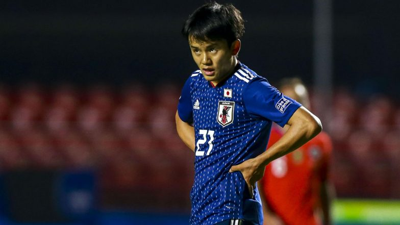 Real Madrid Transfer News: Madrid Loan Japan Midfielder Takefusa Kubo to RCD Mallorca