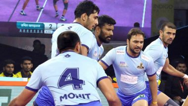 Tamil Thalaivas Vs U Mumba PKL 2019 Match Free Live Streaming and Telecast Details: Watch TAM vs MUM, VIVO Pro Kabaddi League Season 7 Clash Online on Hotstar and Star Sports