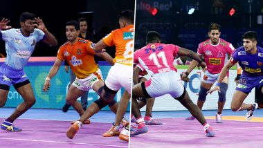 Tamil Thalaivas vs Jaipur Pink Panthers PKL 2019 Match Free Live Streaming and Telecast Details: TAM vs JAI, VIVO Pro Kabaddi League Season 7 Clash Online on Hotstar and Star Sports