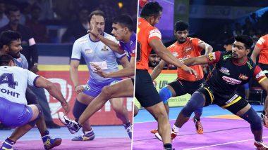 Tamil Thalaivas vs U Mumba PKL 2019 Match Free Live Streaming and Telecast Details: TAM vs MUM, VIVO Pro Kabaddi League Season 7 Clash Online on Hotstar and Star Sports