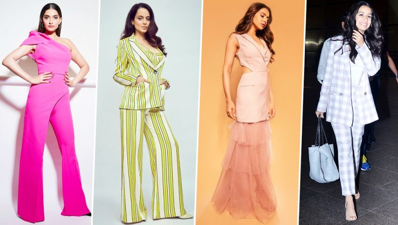 Kangana Ranaut, Sonam Kapoor and Shraddha Kapoor - Have a look at Our Fashion Inspirations of this Week (View Pics)