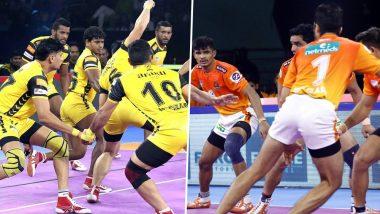 Telugu Titans vs Puneri Paltan PKL 2019 Match Free Live Streaming and Telecast Details: Watch HYD vs PUN, VIVO Pro Kabaddi League Season 7 Clash Online on Hotstar and Star Sports
