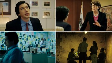 The Report Trailer: Adam Driver Will Get You Hooked as He Investigates the CIA in This Gripping True-Story Drama (Watch Video)