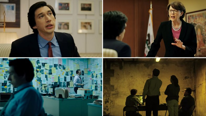 Amazon's Teaser Trailer For The Report Reveals A Star-Studded Cast