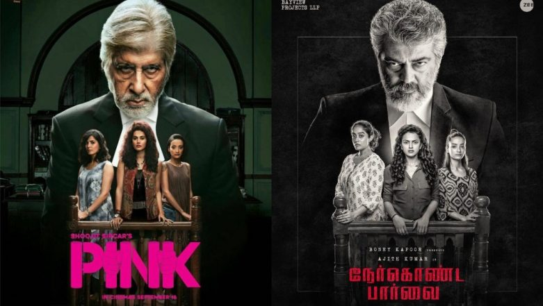 Ajith Kumar's Nerkonda Paarvai: 5 Differences Noticed In The Storyline of Thala's Film From The Original Plot Of Shoojit Sircar's Pink