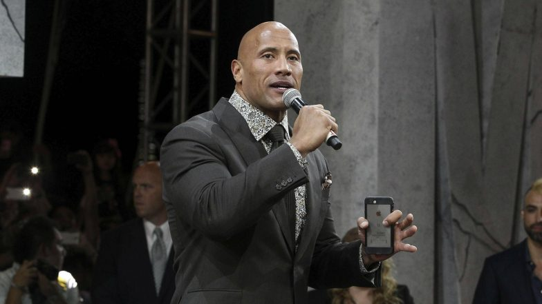 'The Rock' Dwayne Johnson Announces Retirement from WWE