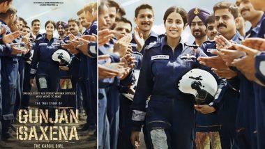 The Kargil Girl: Janhvi Kapoor Starrer Gunjan Saxena Biopic to Release on March 13, 2020