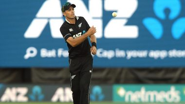 Tim Southee Becomes Second-Highest Wicket-Taker in T20Is During New Zealand's Match Against Bangladesh