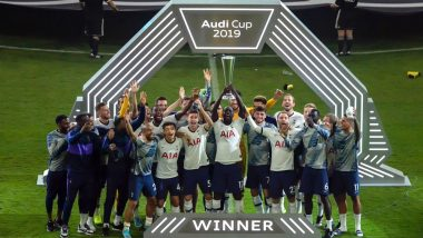 Audi Cup 2019 Final: Tottenham Hotspur Defeat Bayern Munich on Penalties to Lift the Title