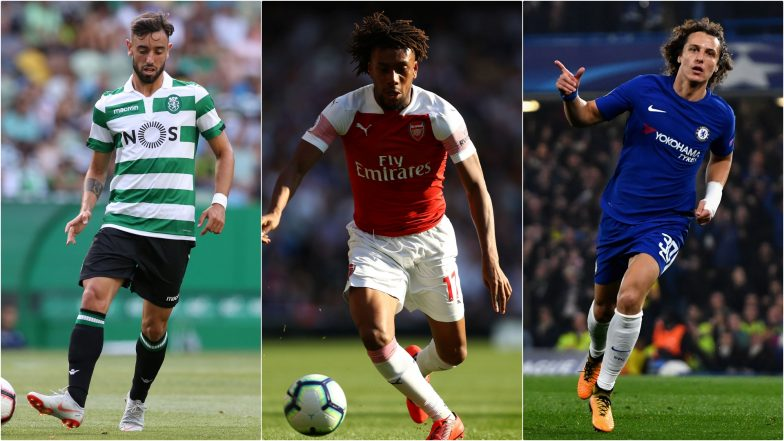 Transfer Deadline Day 2019: Bruno Fernandes to Manchester United, Alex Iwobi to Everton & Other Possible Signings on Last Day of EPL Transfer Window