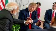 'India Awaits Your Arrival, See You Very Soon in Ahmedabad': PM Narendra Modi Ahead of Donald Trump's Tour