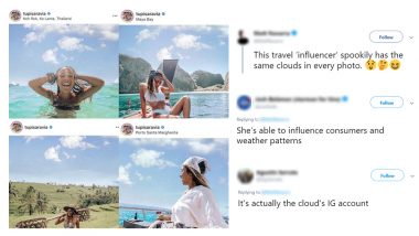 Tupi Saravia, Famous Travel Influencer Accused of Photoshopping 'Same Clouds in Every Photo'; Twitter In Shock