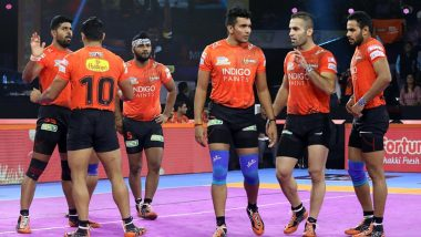 U Mumba vs Haryana Steelers, PKL 2019 Eliminator 2 Match Free Live Streaming and Telecast Details: Watch MUM vs HAR, VIVO Pro Kabaddi League Season 7 Clash Online on Hotstar and Star Sports