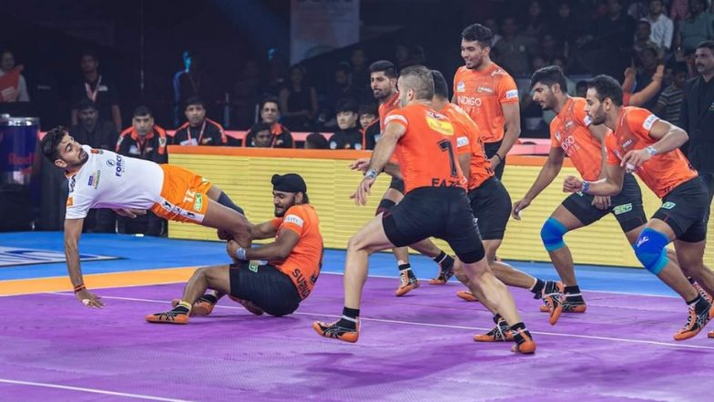 PKL 2019 Match Report & Results: U Mumba Down Patna Pirates in a Nail-biting Finish