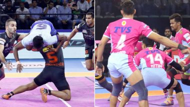 PKL 2019 Today's Kabaddi Matches: August 31 Schedule, Start Time, Live Streaming, Scores and Team Details in VIVO Pro Kabaddi League 7