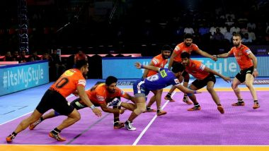 PKL 2019 Dream11 Prediction for U Mumba vs Haryana Steelers: Tips on Best Picks for Raiders, Defenders and All-Rounders for MUM vs HAR Clash