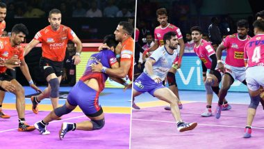 PKL 2019 Dream11 Prediction For U Mumba vs Jaipur Pink Panthers: Tips on Best Picks For Raiders, Defenders and All-Rounders For MUM vs JAI Clash