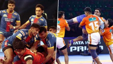 UP Yoddha vs Puneri Paltan PKL 2019 Match Free Live Streaming and Telecast Details: Watch UP vs PUN, VIVO Pro Kabaddi League Season 7 Clash Online on Hotstar and Star Sports