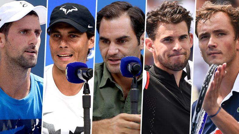 US Open 2019 Men's Singles: Novak Djokovic, Rafael Nadal, Dominic Thiem and Other Tennis Players to Watch Out For at Year's Last Grand Slam