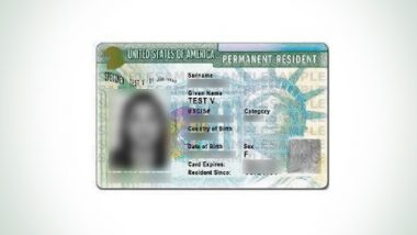 New Green Card Rules in US: All You Need to Know About Changes Made by Donald Trump Administration in Rules For Permanent Resident Card