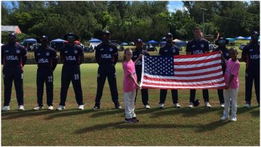 Live Cricket Streaming of United States vs Cayman Islands 4th T20I: Watch Live Telecast and Live Score of ICC World Twenty20 Americas Qualifier, 2019 Game