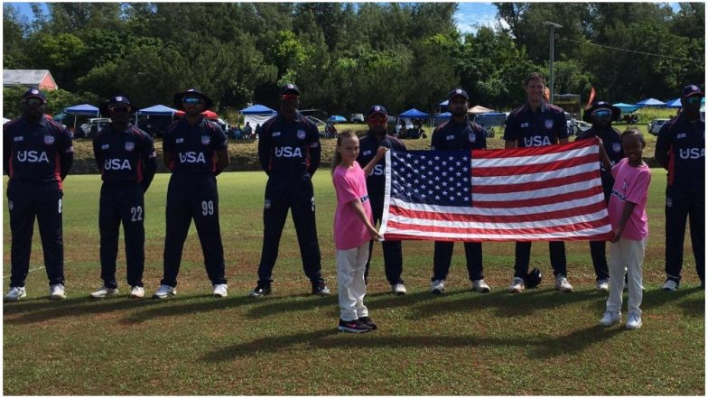 Live Cricket Streaming of United States vs Canada 6th T20I Match: Watch Live Telecast and Live Score of ICC World Twenty20 Americas Qualifier 2019 Game