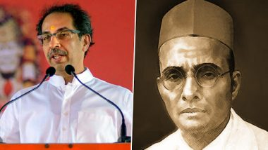 Uddhav Thackeray Stokes Controversy, Says 'People Who Don't Believe in Veer Savarkar Must be Beaten in Public'