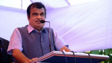 Motor Vehicle Act 2019: Nitin Gadkari Fined for Over-Speeding on Bandra-Worli Sea Link in Mumbai