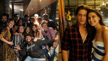 Shah Rukh Khan Celebrates Betaal Wrap-Up Party With Aahana Kumra, Vineet Kumar and Others – View Pics