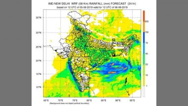 Monsoon 2019: IMD Predicts Active Rainfall Over South Konkan, Several Trains Diverted And Cancelled Due to Heavy Rains And Waterlogging