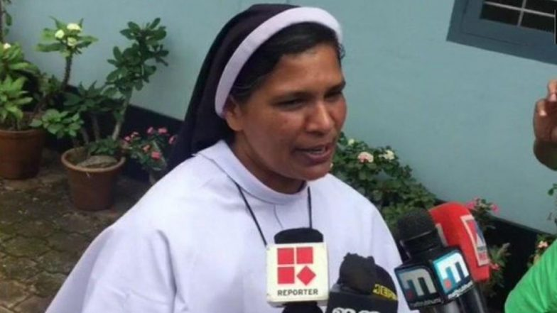 Kerala Nun Sister Lucy, Who Protested Against Rape Accused Bishop Franco Mulakkal, Expelled For Buying Car; Seeks Justice From Vatican
