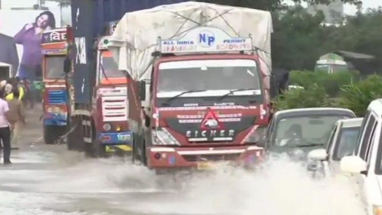 Maharashtra Floods: NH4 Reopens For Heavy Vehicles And SUVs at Kolhapur-Sangli Phata