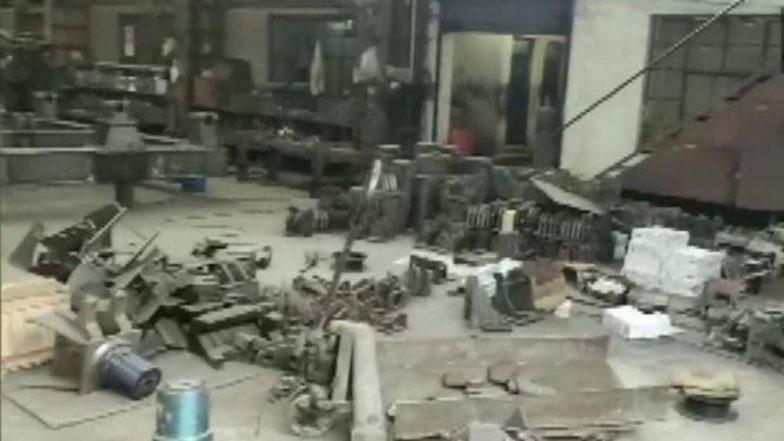Kanpur: Boiler Blast at Factory in Panki Leaves 1 Dead, 4 Critically Injured