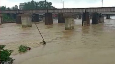 Chhattisgarh Floods: Kelo River Overflows, Administration Issues Red Alert, Declares School Holiday