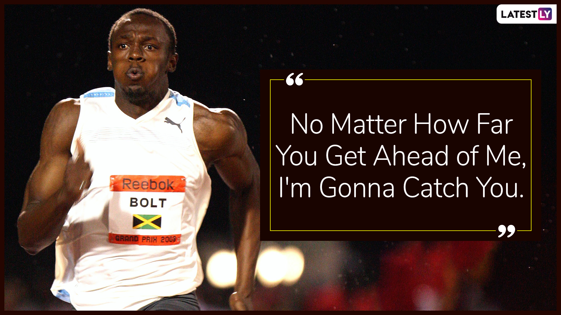 Usain Bolt Birthday Special Nine Powerful Quotes By World S Fastest Man Latestly