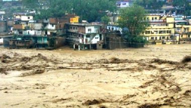 Cloudburst Causes Huge Damage in  Uttarakhand's Uttarkashi, Five People Go Missing, Several Houses Damaged