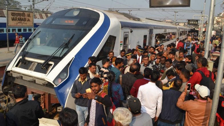 Vande Bharat Express: Hostesses to Give Flight-Like Service on Board