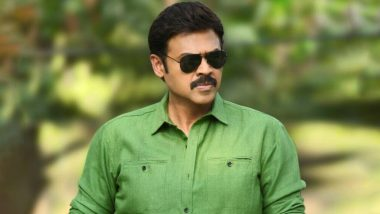 Venkatesh Daggubati Gets Injured on the Sets of Venky Mama, Shoot of KS Ravindra's Directorial Come to a Halt