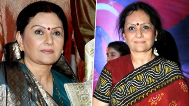 Veteran Bollywood Actress Vidya Sinha Rushed to Hospital after She Suffers from a Cardiac and Respiratory Disorders