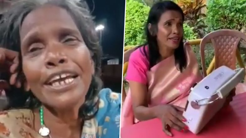 Woman Who Went Viral For Her Beautiful 'Ek Pyaar Ka Nagma' Song Gets a Makeover, Watch Her Latest Video