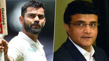 Virat Kohli's Tribute to BCCI President Sourav Ganguly: 'It All Started With Dada's Team,' Says Indian Skipper Post Seventh Straight Test Win