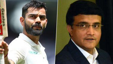 Virat Kohli is a Tremendous Captain, Says Sourav Ganguly