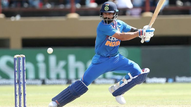 Virat Kohli Batting Records in ODIs: Indian Skipper on Verge of Touching These Milestones as India Face West Indies in Three-Match ODI Series