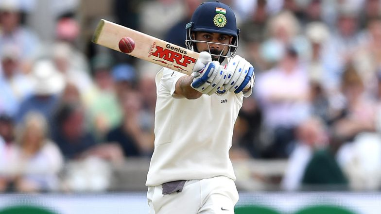 India vs West Indies, 1st Test 2019: Virat Kohli and Mayank Agarwal Guide India to 264/5 on Day 1
