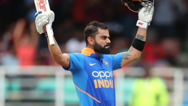Virat Kohli Batting Records: Indian Skipper Breaks Brian Lara's 16-Year-Old Record of the Highest ODI Innings by a Captain in West Indies