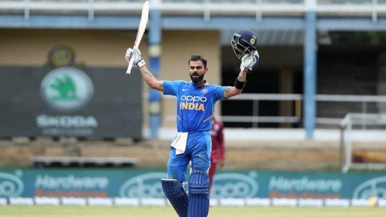 Virat Kohli's 42nd ODI Century Brings #KingKohli on Top of Social Media Charts; Twitter Goes Mad