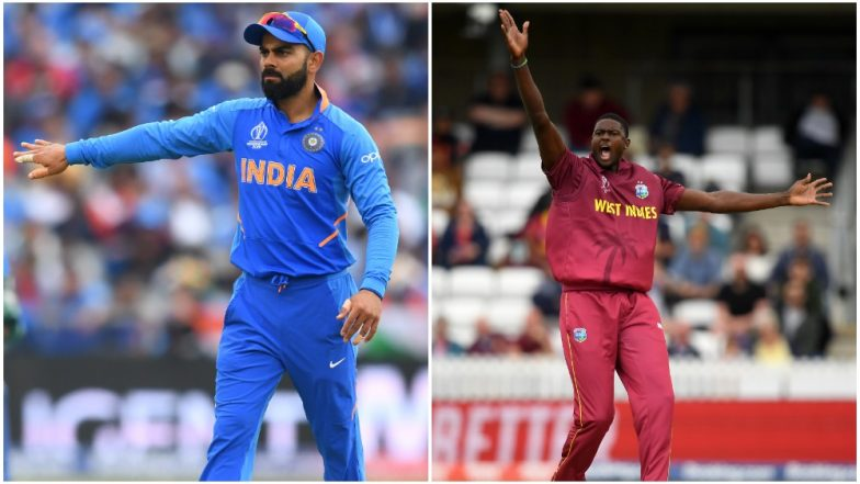 India vs West Indies, 1st ODI Toss Report & Playing XI: Shreyas Iyer and Shikhar Dhawan Return As IND Opt to Bowl vs WI