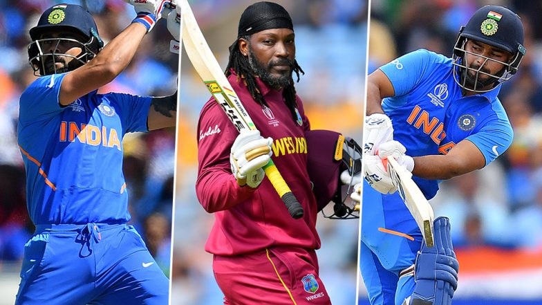 India Vs West Indies 2nd ODI 2019: Virat Kohli, Rishabh Pant, Chris Gayle and Other Players to Watch Out for in Trinidad