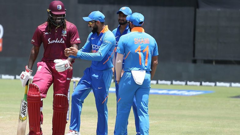 Virat Kohli Grooves to Caribbean Tunes During Washed-Out IND vs WI 1st ODI